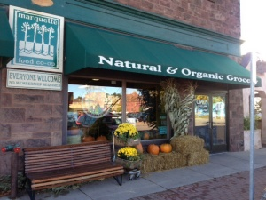 food co-op in Marquette
