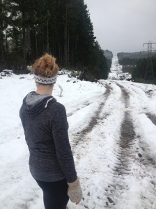 Hanna the hiker