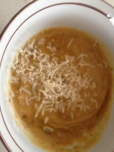 Pumpkin Nut Soup