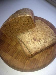Swedish Caraway Rye Bread
