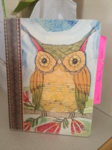 my grateful, worry journal